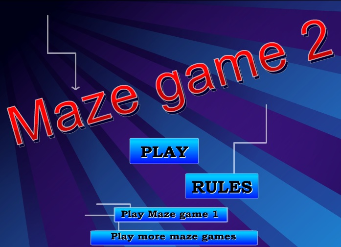 the maze game 2