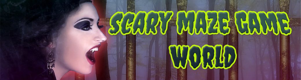 Scary Maze Game World